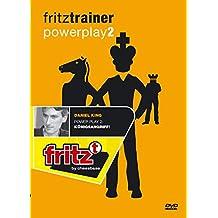 powerplay. Königsangriff. DVD-ROM für Windows XP/2000/98 SE: Video-Schachtraining