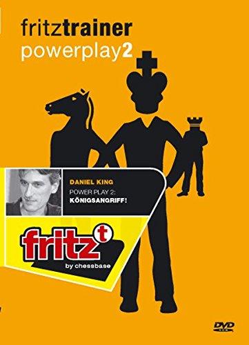 powerplay. Königsangriff. DVD-ROM für Windows XP/2000/98 SE. Video-Schachtraining (König Me-brettspiel)