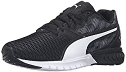 PUMA Women s Ignite Dual Wn s Running Shoe Puma Black/Puma White 7.5 B(M) US