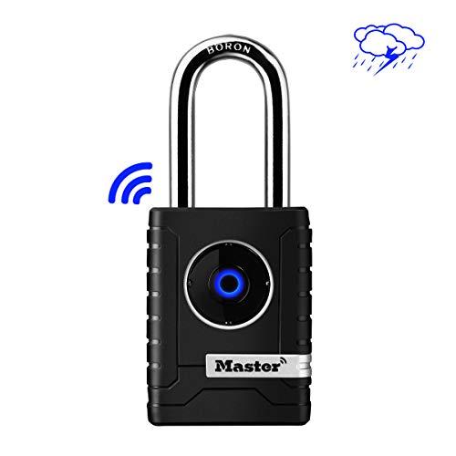 MASTER LOCK Candado Bluetooth [Compatible con Smartphone] [Archo L] [Estanco] 4401EURDLH -...