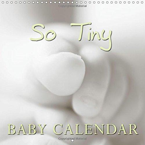 so-tiny-baby-calendar-2017-the-calendar-shows-tender-close-ups-of-a-newborn-baby
