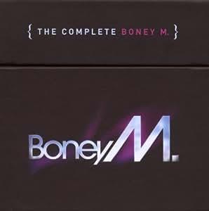 The Complete Boney M [8cd + DVD]