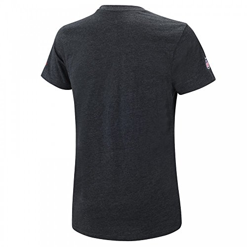 New Era Herren T-Shirt Charcoal