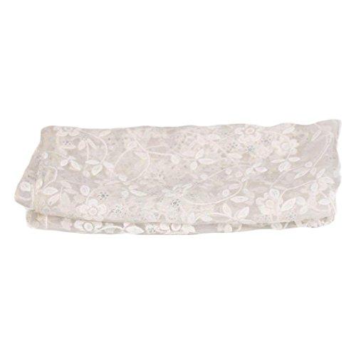 Baby Kleidung,Xinan Baby-Fotografie Props Decke Rayon Wraps Stretch Knit Wrap Newborn Foto Wraps Hammock (Weiß-)
