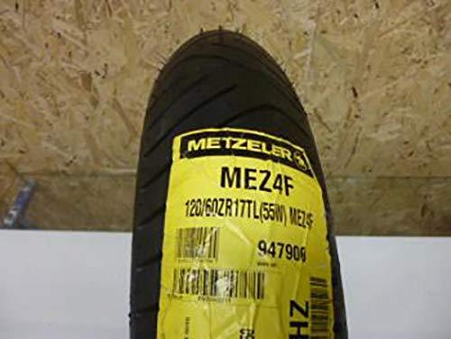 Pneu 120-60-17 Metzeler deux roues Metzeler MEZ4 / 55W Neuf en destockage