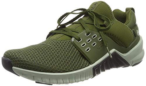 Nike Herren Free Metcon 2 Cross-Trainer, Grün (Legion Green/Oil Grey-Jade Horizon 303), 42 EU