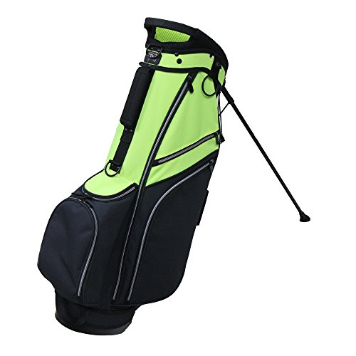 rj-sports-sb-595-deluxe-stand-bag-9-black-neon