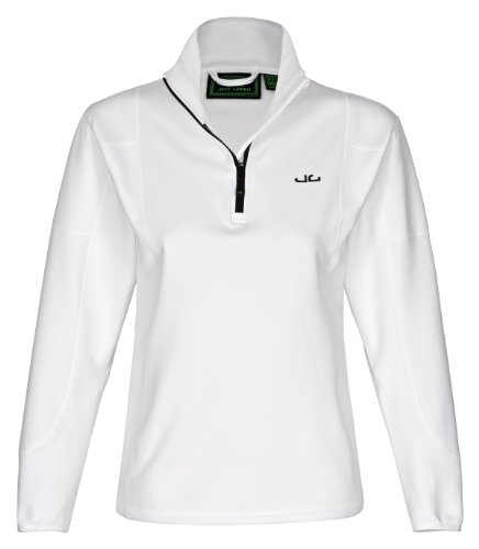 Rv-damen-sweatshirt (Jeff Green Damen Softshell Pullover Jess, Bright White, 44, 002265-BW)