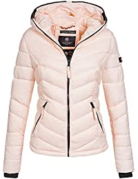 Marikoo Damen Jacke Steppjacke Übergangsjacke Winter gesteppt Kuala XS-XXL  16-Farben 8d5c570244