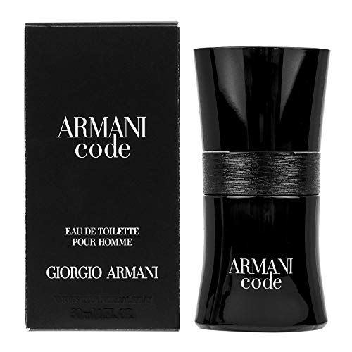 Giorgio Armani Code Homme Vaporisateur/ Spray, Eau de Toilette, 30 ml - Giorgio Armani Eau De Toilette Spray