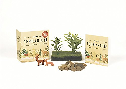 Desktop Terrarium: No Green Thumb Required! (RP Minis)