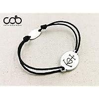40b3f781239 Bracelet cordon tressé