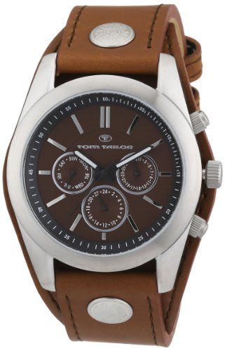 TOM TAILOR Herren-Armbanduhr XL Analog Quarz 5409401