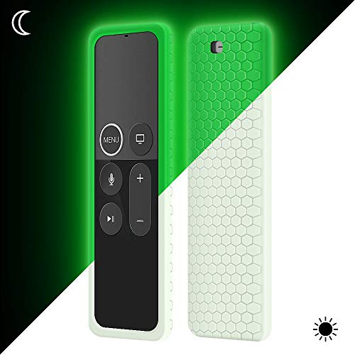 Funda Apple TV 4th Gen Remote - Antideslizante Silicona