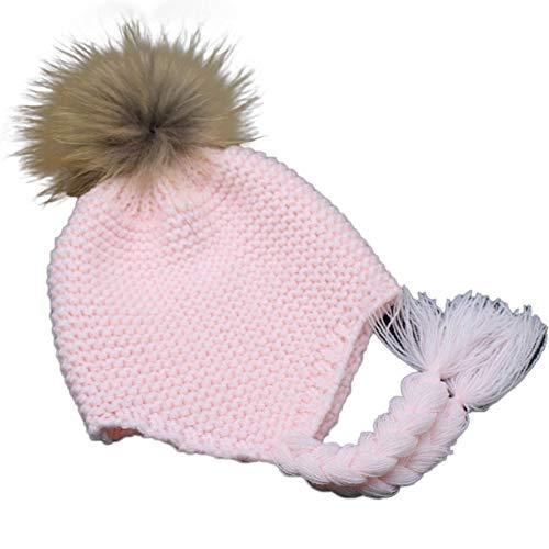 Alice Hut Und Kragen Set - Shulky Ohrenschützer Baby Wintermütz, Mädchen Warm