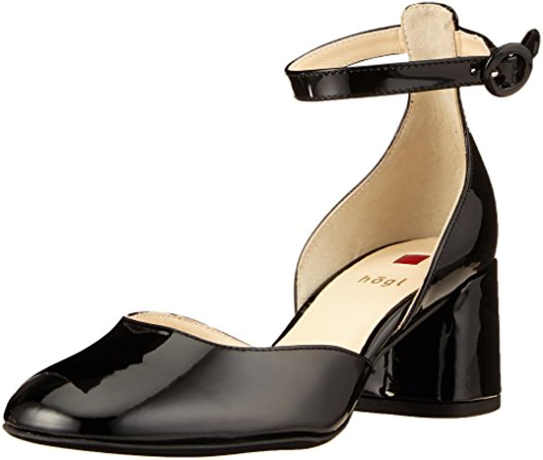 Högl 5-10 4724 0100, Zapatos de Talón Abierto para Mujer