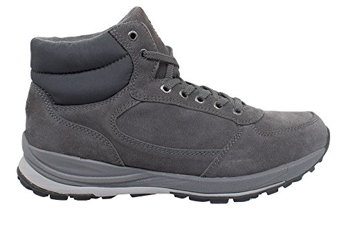 T-Shoes - Mistral WP, sneakers in scamosciato, membrana waterproof, uomo
