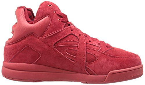 Fila The Cage Cuir Baskets FilaRed-Filanavy