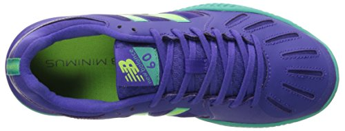 New Balance Women's WC60 Tennis Shoe, Purple, 10 D US Purple