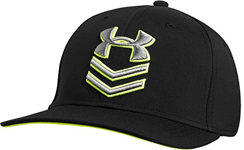 Under Armour Herren Sportswear Cap UA Undeniable Caps, Black, L/XL (Beanie Vis High)
