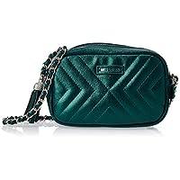 زينيف لندن حقيبة طويلة تمر بالجسم للنساء ، اخضر