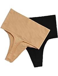 L&K-II Amincissante effet Minceur Slim String Bodyshaper pour Femme VDU3601