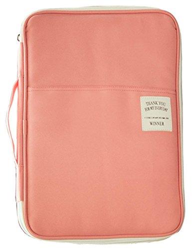 mygreen-universal-travel-gear-organizer-electronics-accessories-bag-document-file-bag-large-orange
