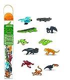 Safari Ltd. Bosque Tropicales TOOB® 680504-colección