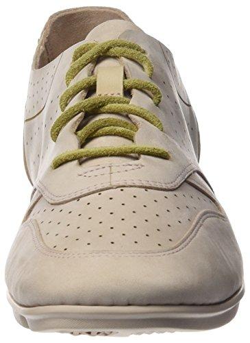 Clarks Damen Tri Actor Sneakers Beige (Nude Pink)