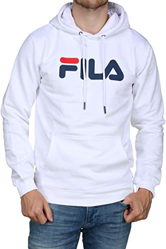 Fila Sweat 681090 Pure Blanc, Blanc, M