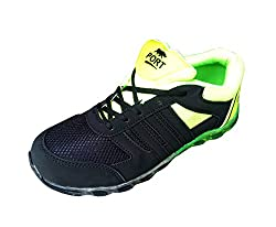 Port Unisex BIG EXPERT OO7 Black Running Shoes(9 Ind/Uk)