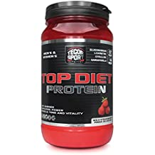 Tegor Sport Top Diet Protein Complemento Nutricional Sabor Fresa Silvestre - 750 gr
