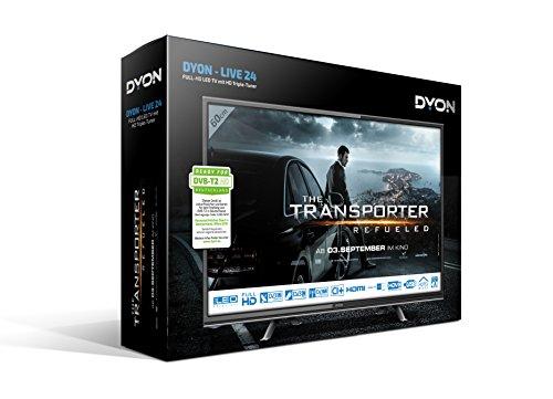 Dyon Live 24 60 cm (23,6 Zoll) Fernseher (Full-HD, Triple Tuner, DVB-T2 H.265 /HEVC) - 4