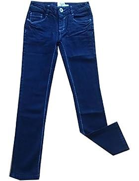 FIP Mädchenhose Jeans Stretch Stretchhose blue blau Effekt