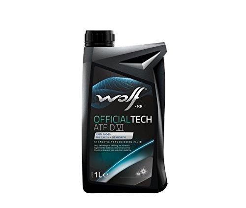 Wolf Bidon 1 Litre d'huile de Transmission ATF D VI 8305504