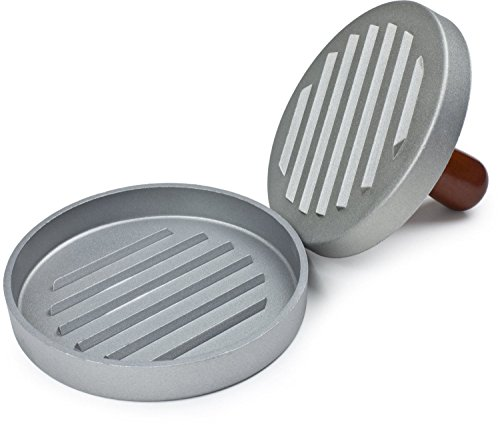 Burger Press, Antihaft-Quarter Klopfstein Rindfleisch Burger Form, Hamburger Patty Maker, Hamburger Grill BBQ Patty Maker Juicy (Juicy Kids Schuhe)