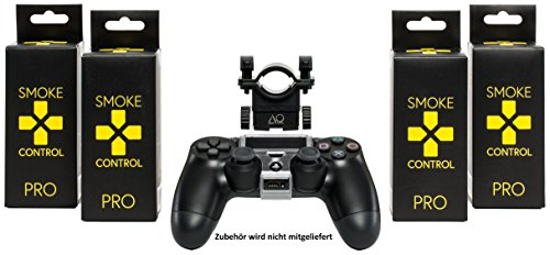 AO Hookah SmokeControl Pro Shisha Schlauch Halterung PS4 Controller Halter