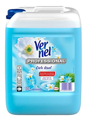 Vernel Professional Suavizante Cielo Azul - 10