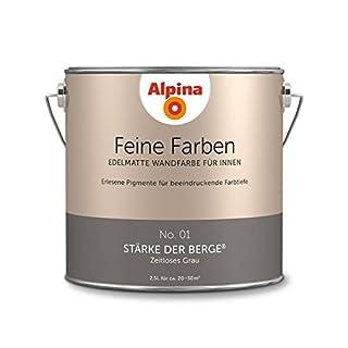 Alpina Feine Farben Stärke der Berge 2,5 LT - 898587