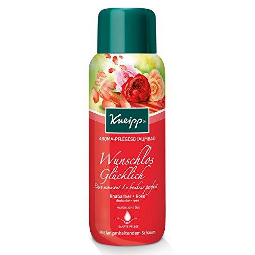 KNEIPP Aroma Pflegeschaumbad wunschlos glücklich 400 ml Bad (Glücklich Bad)