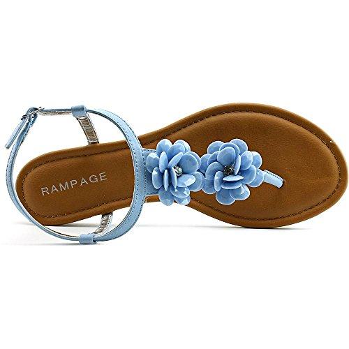 Rampage , Sandales pour femme Bleu