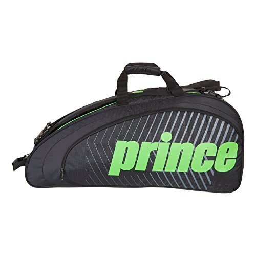 5.11Tactical Rucksack Nylon Prince Tennis, Unisex Erwachsene, schwarz/grün, - Prince Tennistaschen