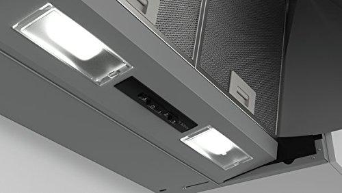 Bosch DEM63AC00 Dunstabzugshaube / Zwischenbauhaube / 59,9 cm / Drucktastenschalter - 5