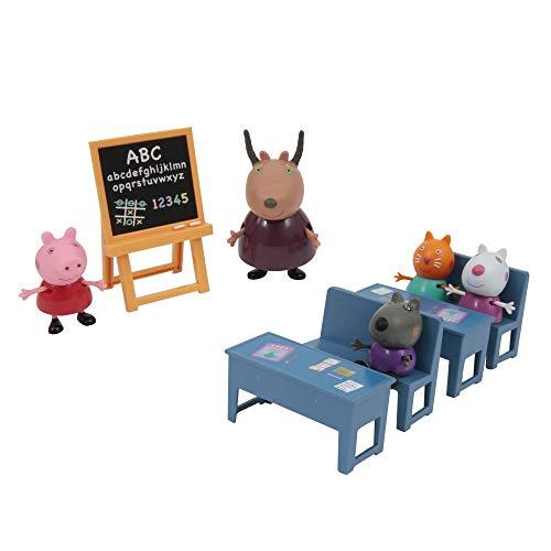 Giochi Preziosi-Peppa Pig La Clase de Peppa