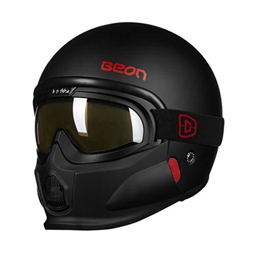 Cascos Motocross Cara Completa Adultos Material abs