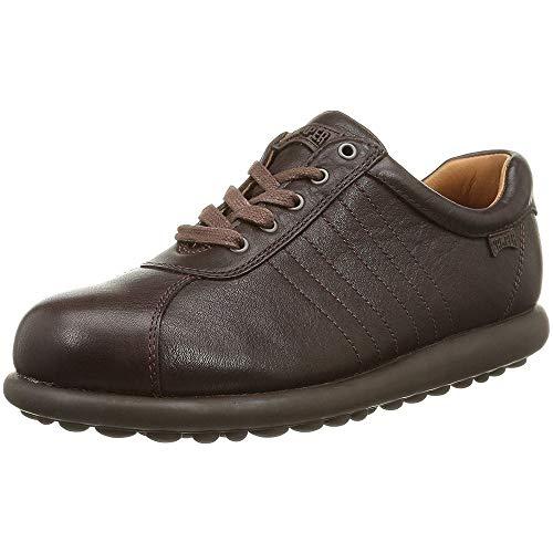 6904b1e5c60e Camper Pelotas Ariel Men's Low-Top Sneakers, Brown (Dark Brown 204), 8 UK  (42 EU)