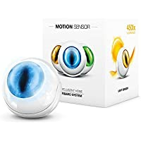 Fibaro FGMS-001 - Sensor de Movimiento LED, Smart, Color Blanco y Azul