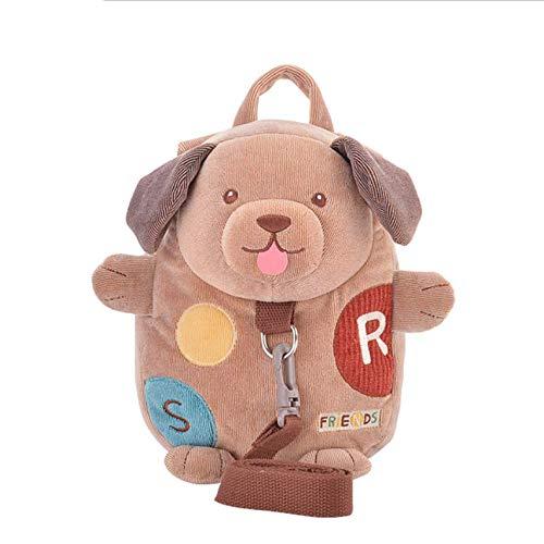 uankömmling Niedlichen Cartoon Taschen Kinder Puppe Plüsch Rucksack Spielzeug Kinder Umhängetasche Für Kindergarten Mädchen ()