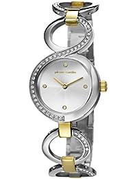 Pierre Cardin PC106602F05–Armbanduhr Damen, Armband in Edelstahl