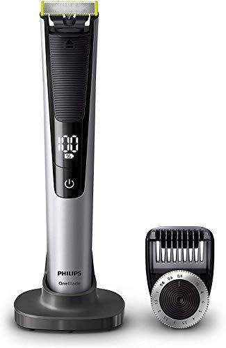 Philips QP6520/30 OneBlade Pro avec sabot réglable 14...
